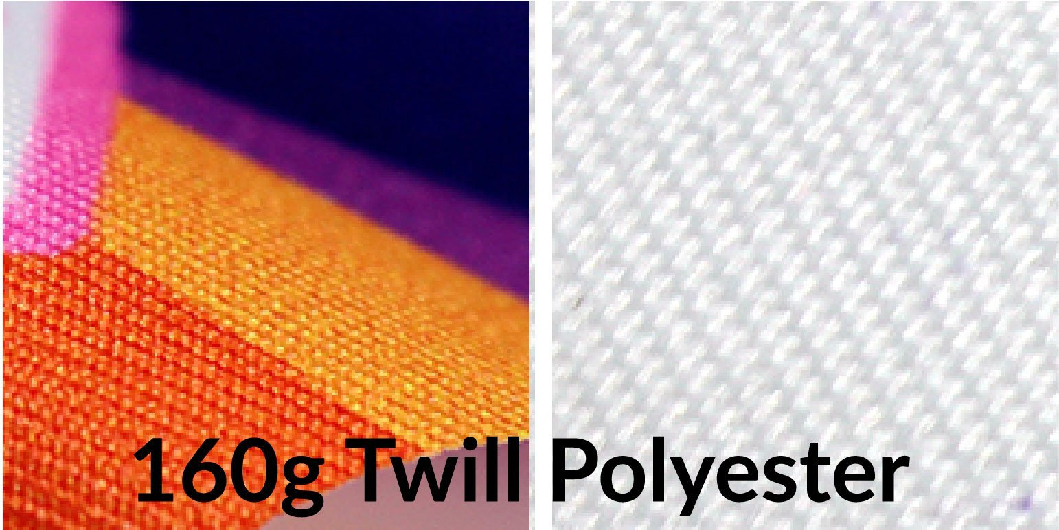 material-160gTwillPolyester