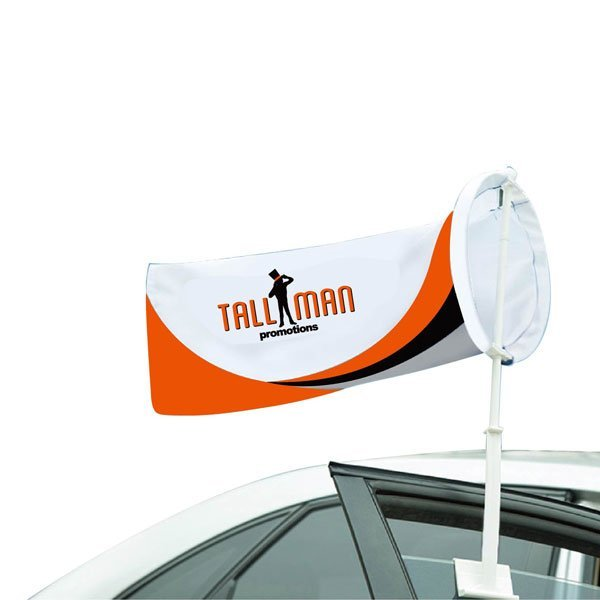 Windsock Car Flag - Tall Man Promo | #1 Source for Event Marketing