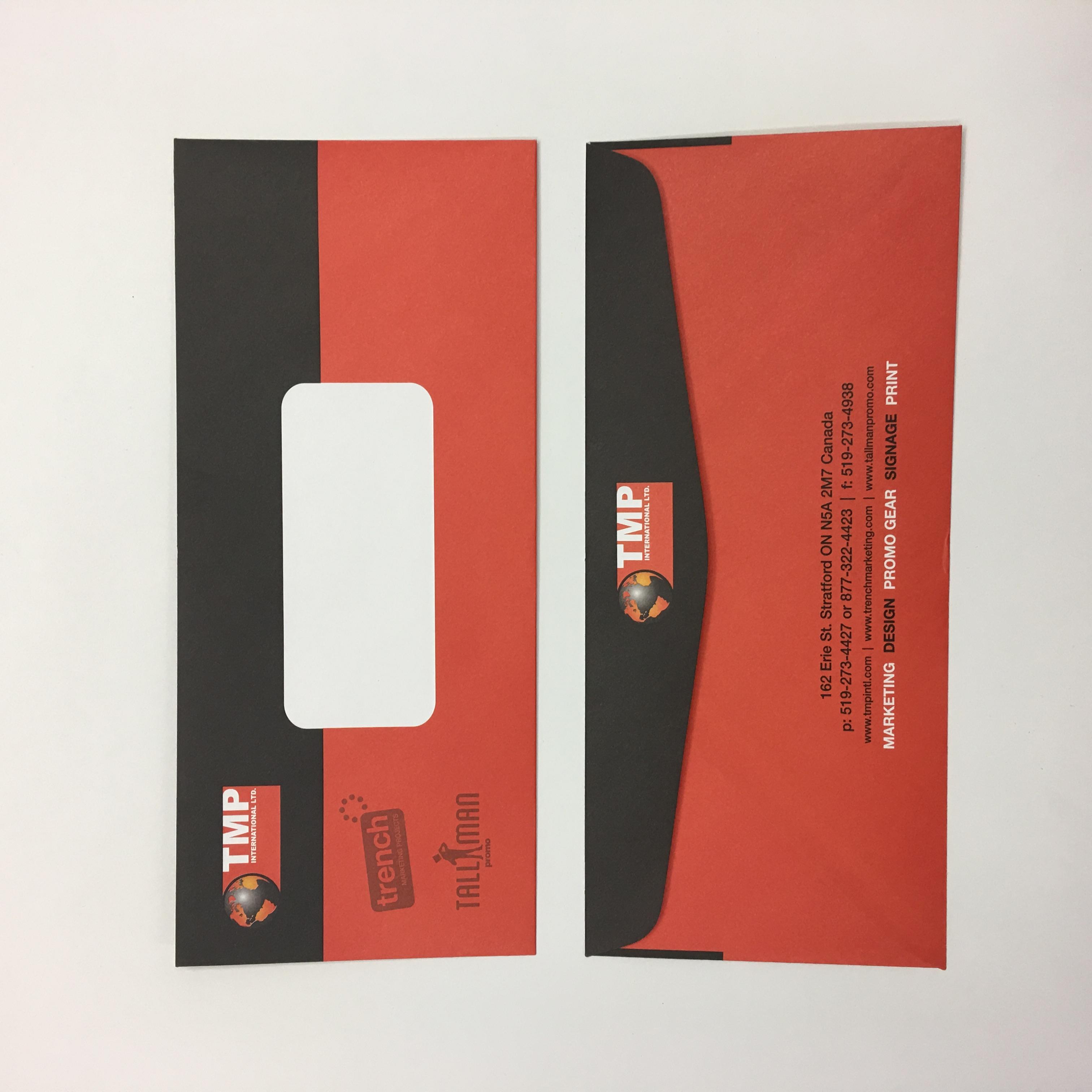 Custom Envelopes